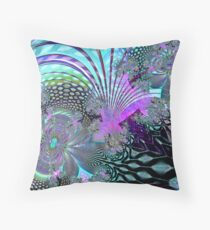 Ornamental Garden Throw Pillow