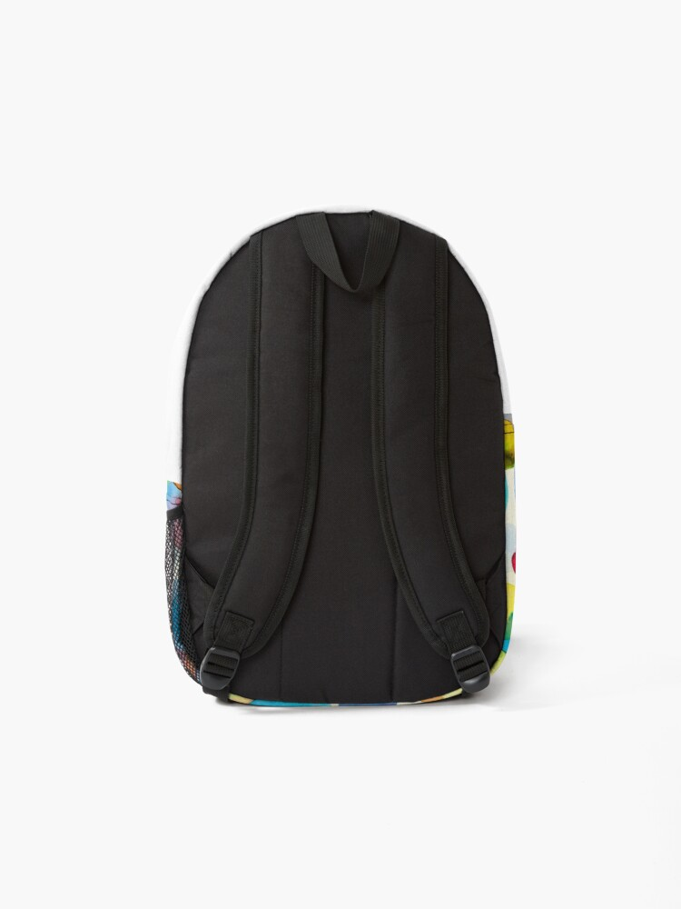 Alternate view of Color drops Backpack