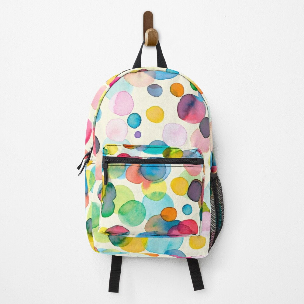 Color drops Backpack