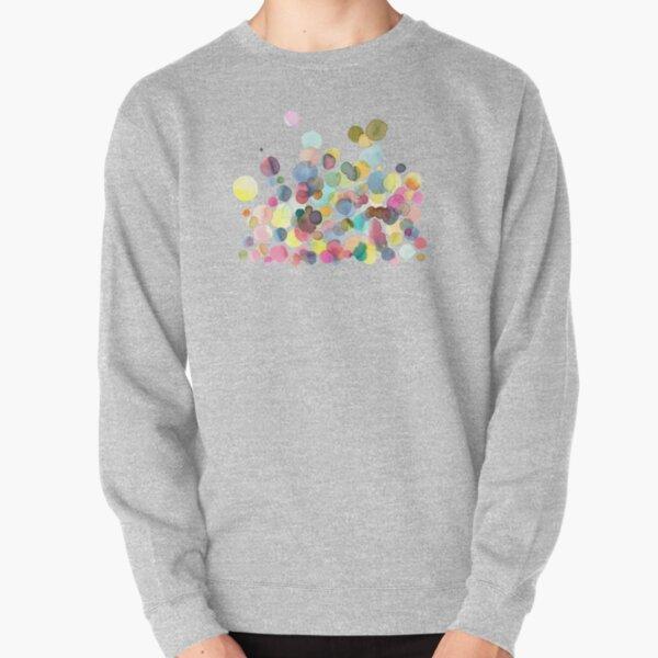 Color drops Pullover Sweatshirt