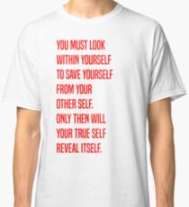 Zuko - Yourself Classic T-Shirt