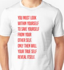 Zuko - Yourself Unisex T-Shirt