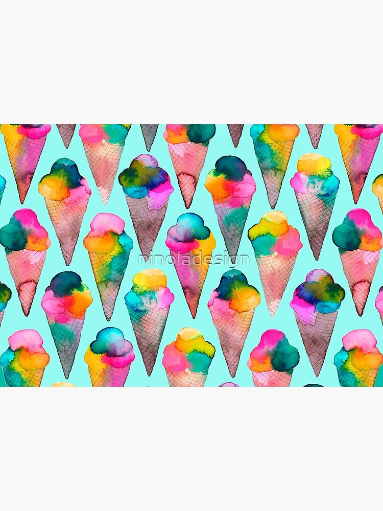 ice cream cones  by ninoladesign