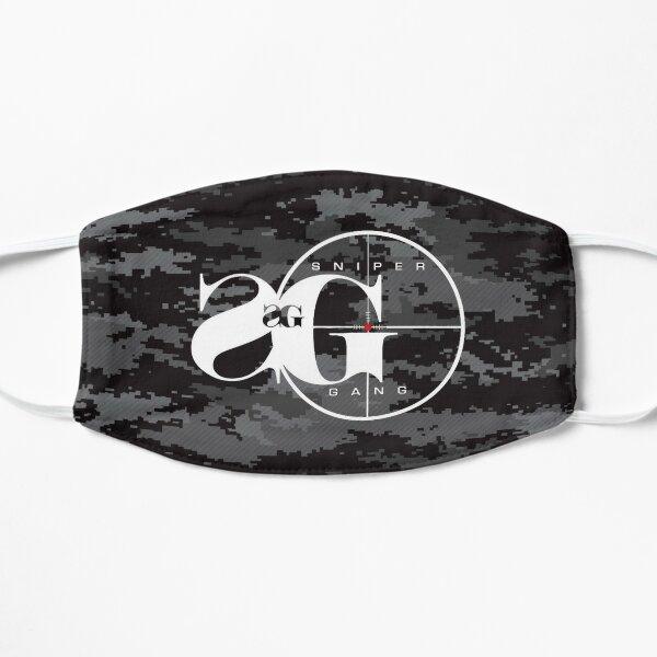 Affiche noire Kodak Snipergang Masque sans plis