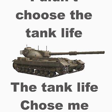 Tank Life: British by bronzestout
