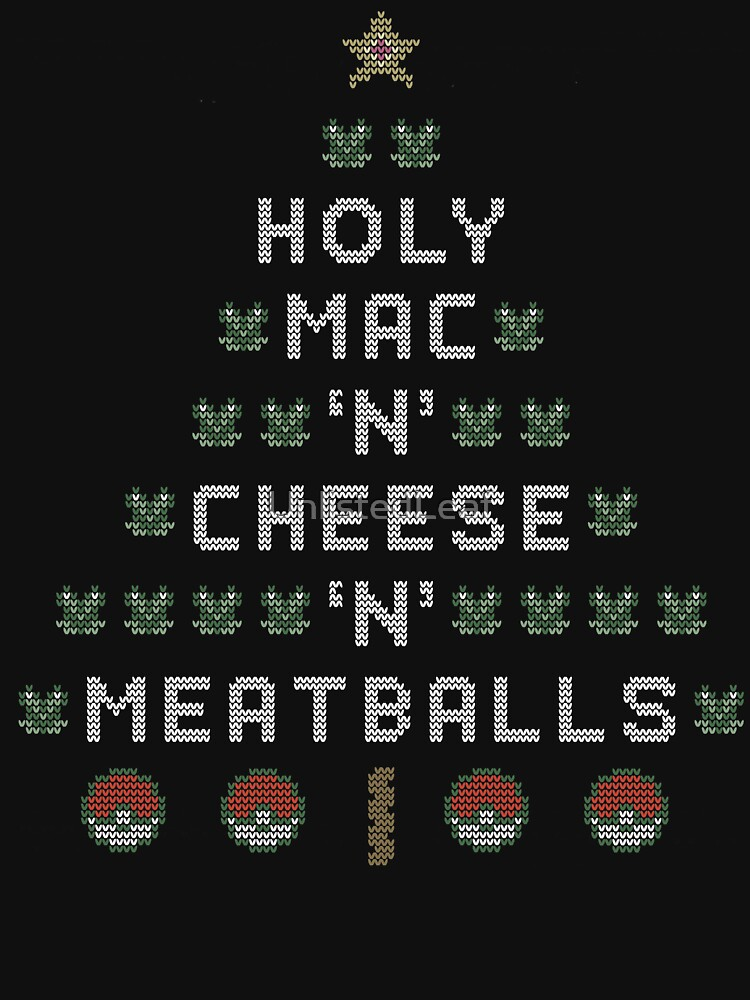 The Holy Mac N' Cheese Tree T!! | Unisex T-Shirt