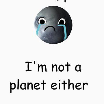 Poor Pluto by ahahanna