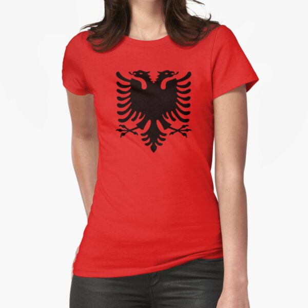 Shqipe - Albanian Griffin Tailliertes T-Shirt