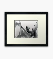 ©DA EVA04-V Framed Print