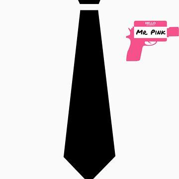 Mr. Pink by shogunpete