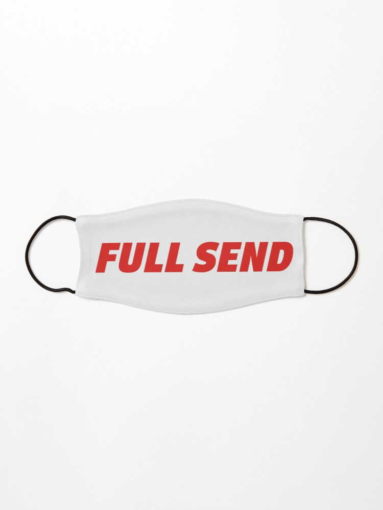 Nelk Full Send Mask By 8lplay Redbubble By default this uses your main bundle identifier. nelk full send mask by 8lplay redbubble