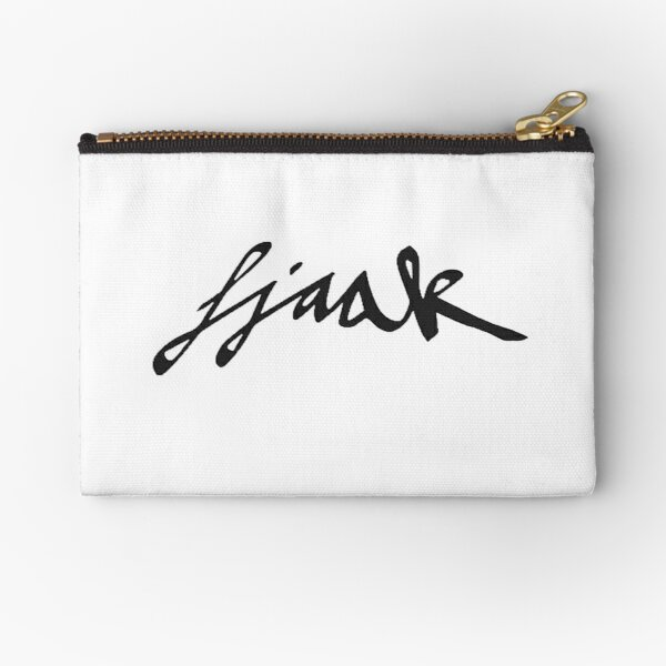fjaak merch Zipper Pouch
