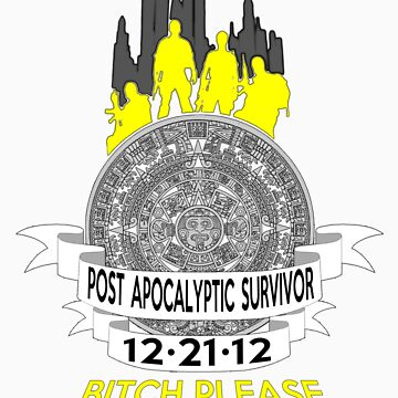 Post Apocalyptic Survivor by PidoBear