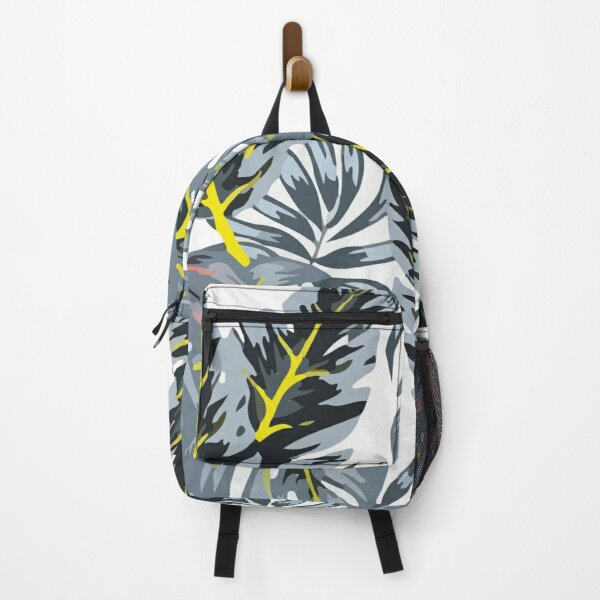 Trend seamless pattern tropical hawaii Backpack