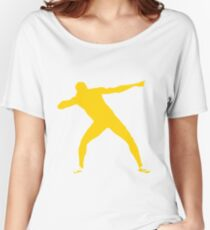 Usain Bolt Women's Relaxed Fit T-Shirt