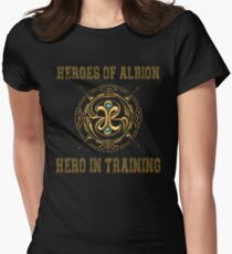 Fable - Hero in Training Women's Fitted T-Shirt