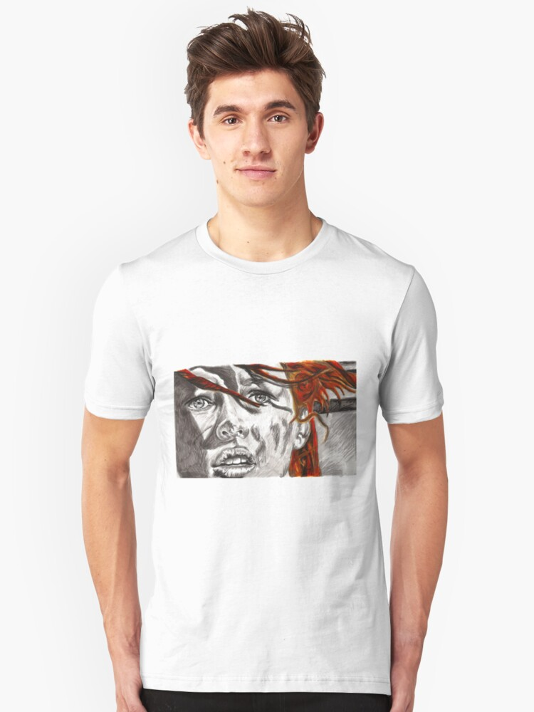 Leeloo Dallas - Perfect Being Unisex T-Shirt Front