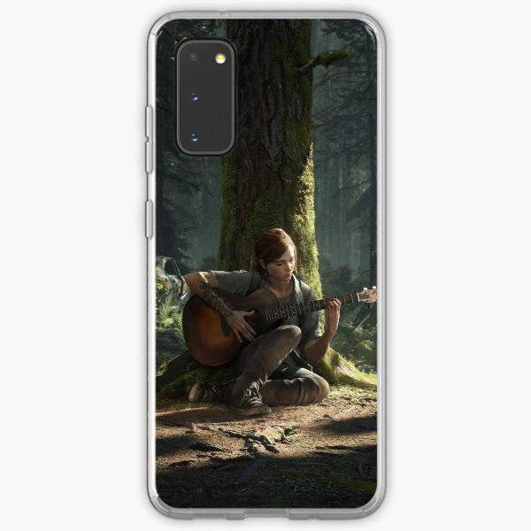 The Last Of Us Part II - Duality Vertical Samsung Galaxy Soft Case