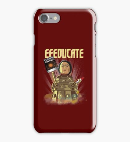 Eeeducate iPhone Case/Skin