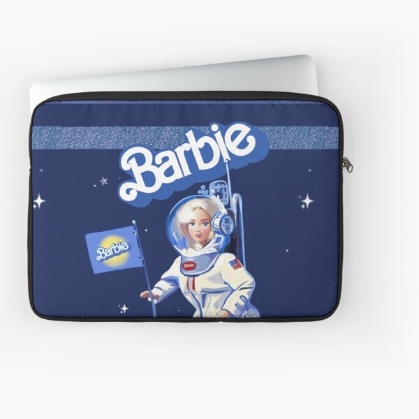 astronaut Barbie vintage Laptop Sleeve