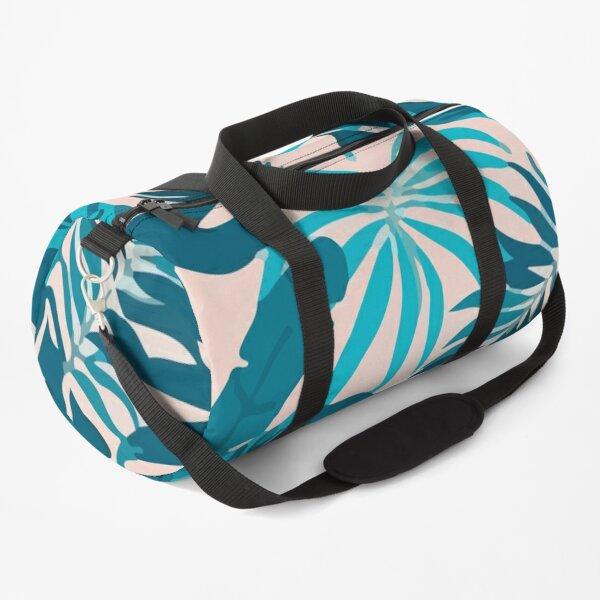 Tropical hawaii leaves Duffle Bag