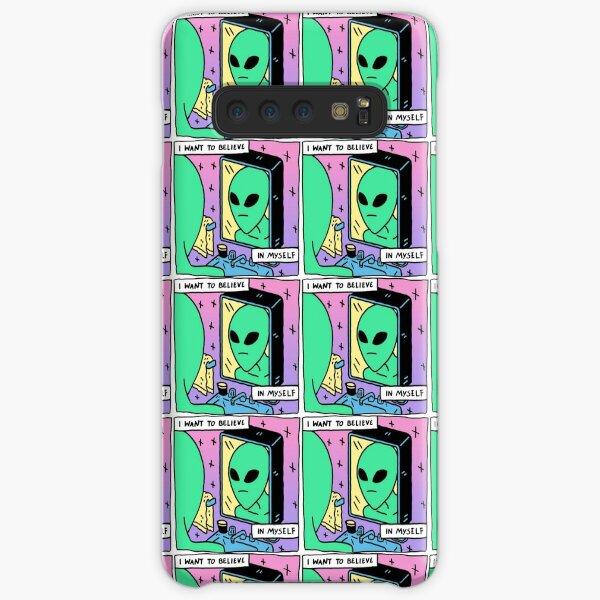Unconfident Alien  Samsung Galaxy Snap Case