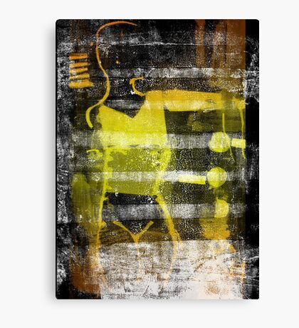 dancer 3 v3 Canvas Print