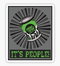SOLENT GREEN Sticker