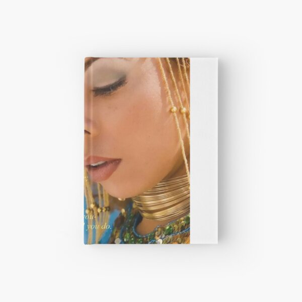 Black Woman Hardcover Journal