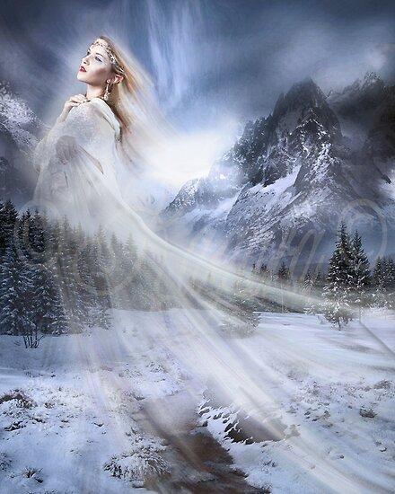 Snow Ghost by Kagara