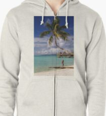 South Pacific  Zipped Hoodie