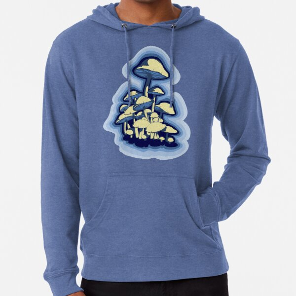 magic mushrooms Lightweight Hoodie