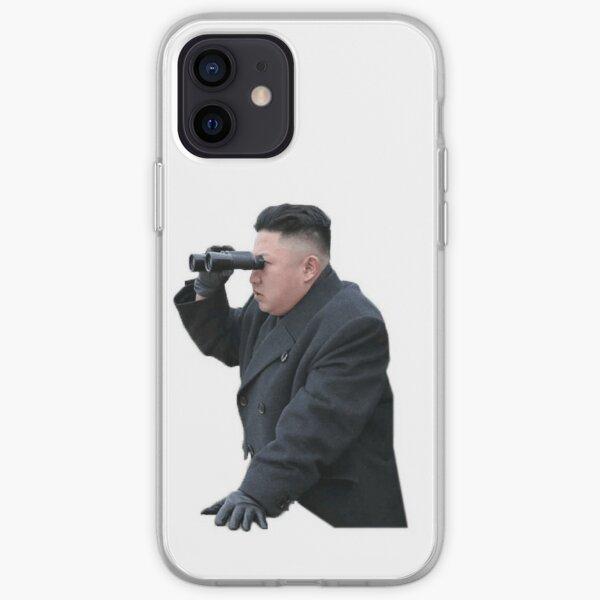 Corée Du Nord - Kim Coque souple iPhone