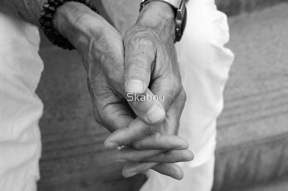 Hands of a Gentleman by Skabou