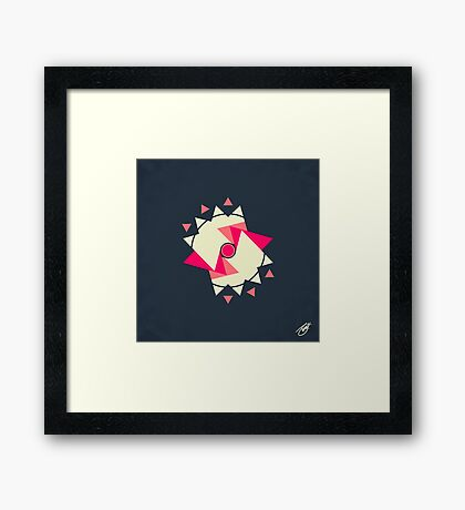 Satellite 1 Framed Print