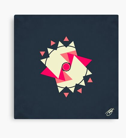 Satellite 1 Canvas Print