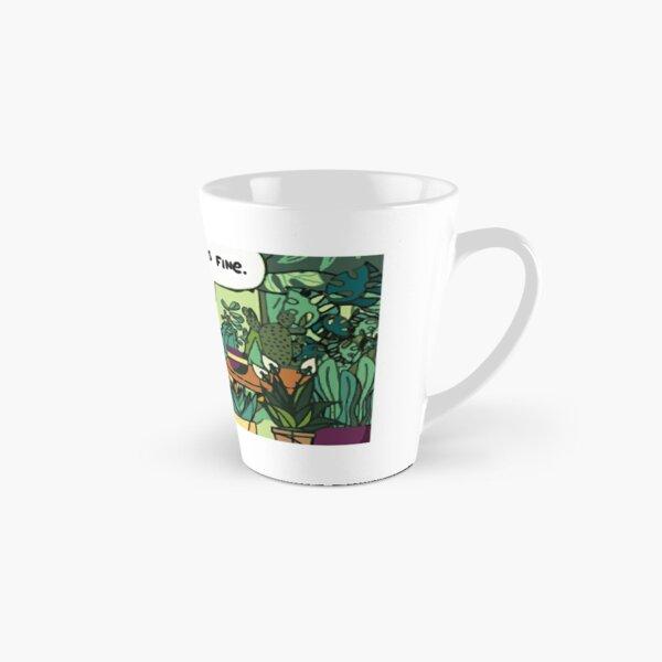 C'est une belle édition végétale Mug long