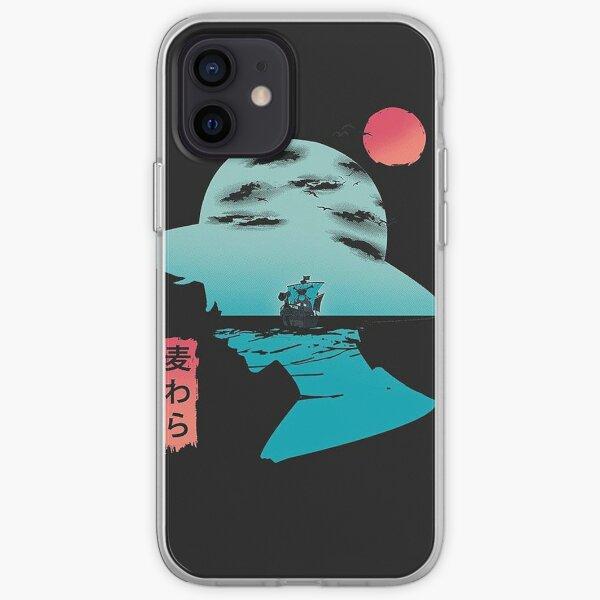 One Piece / Mugiwara Coque souple iPhone