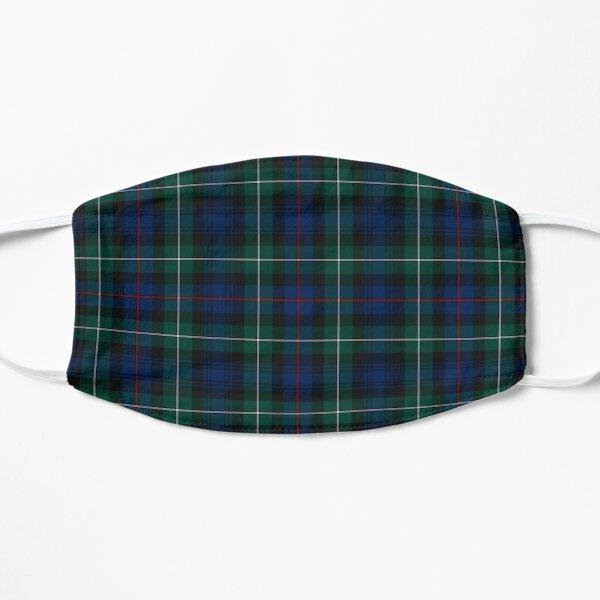Clan Mackenzie Tartan Flat Mask