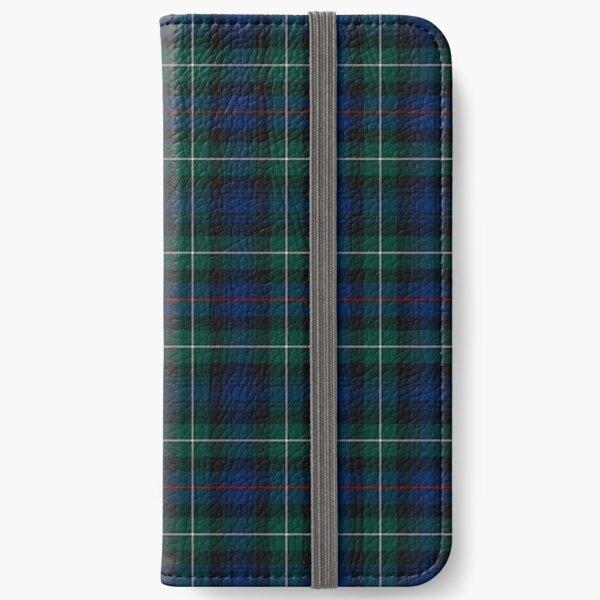 Clan Mackenzie Tartan iPhone Wallet