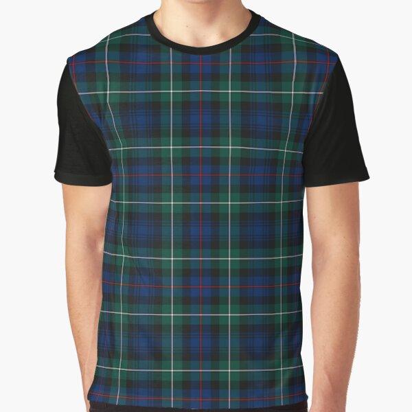 Clan Mackenzie Tartan Graphic T-Shirt