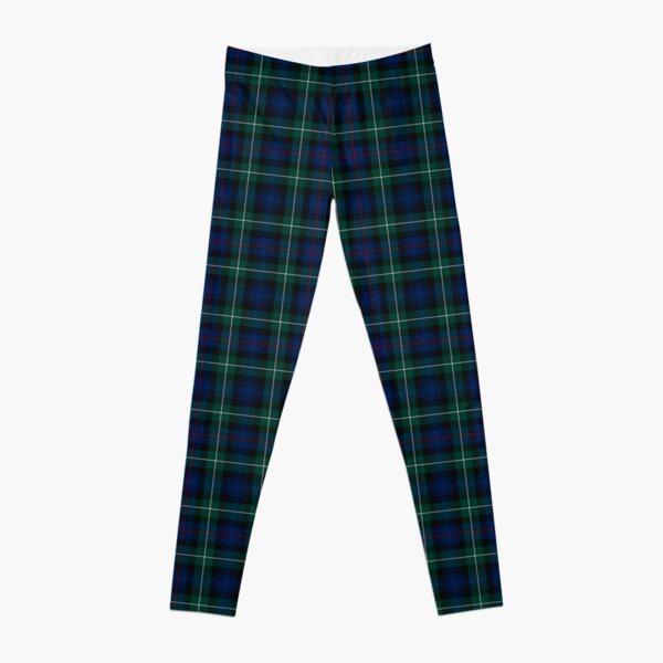 Clan Mackenzie Tartan Leggings
