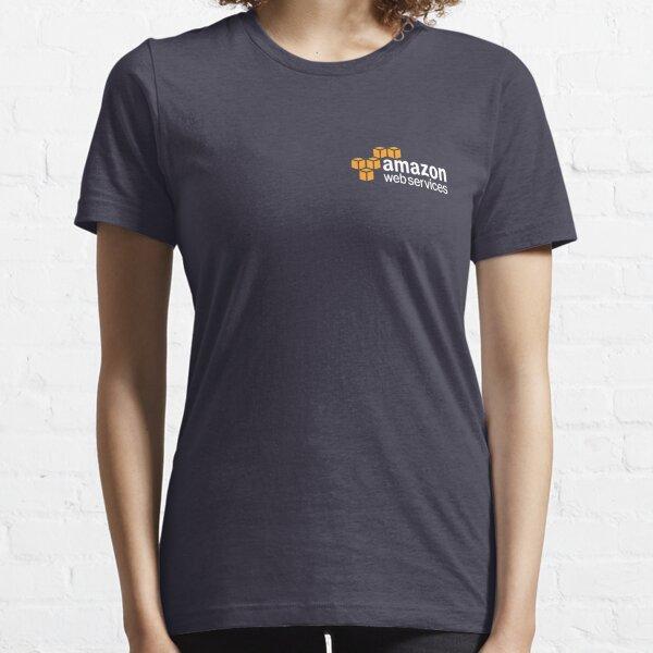 Box Cloud Camiseta esencial