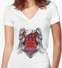 MMA CT Apparel Women's Fitted V-Neck T-Shirt