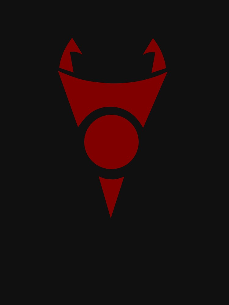 TShirtGifter Presents Invader Zim Irken Symbol