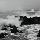 Storm at Sea by MaryinMaine