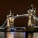 Tower Bridge, London by Colin White