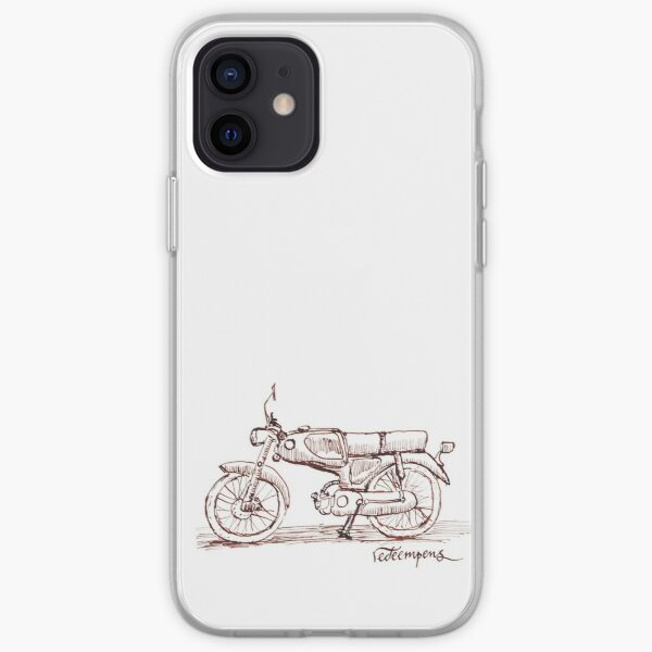 Retro Ride iPhone Soft Case