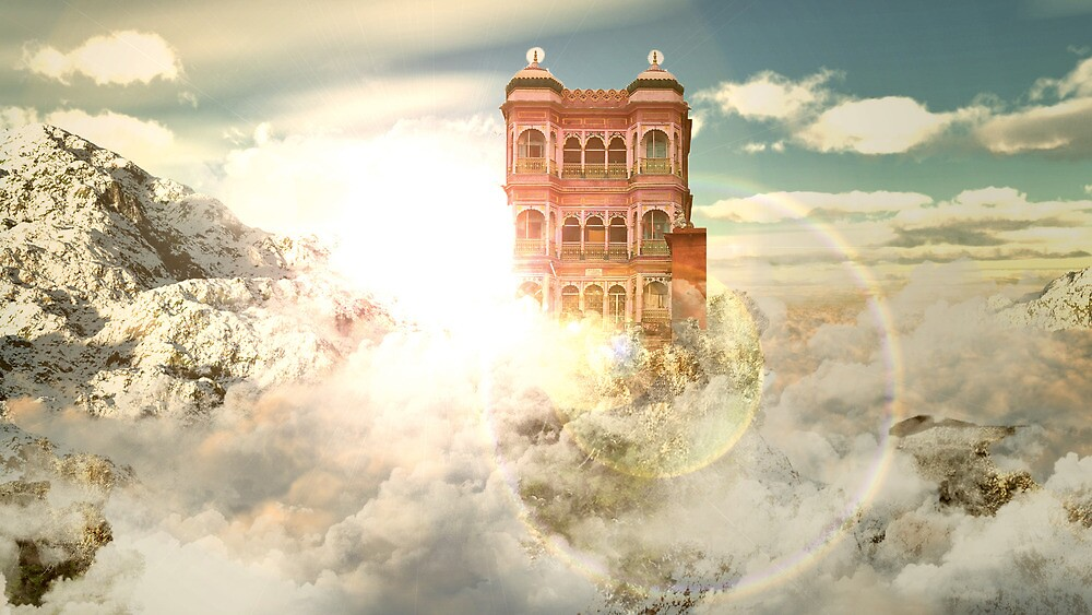 ARCHI BETWEEN HEAVEN AND EARTH by DWGT