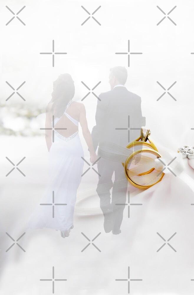 Groom and Bride by Michaela Kopecka